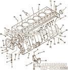 【汽缸体】康明斯CUMMINS柴油机的3052903 汽缸体