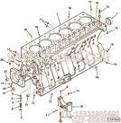 【汽缸体】康明斯CUMMINS柴油机的3031942 汽缸体