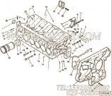 【缸套】康明斯CUMMINS柴油机的3040882 缸套