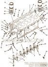【柴油机QSZ13-G3的摇臂组】 康明斯螺塞总成报价,参数及图片