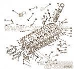 3178464盖板,用于康明斯KT38-G-500KW发动机基础件组,更多【发电机组】配件报价