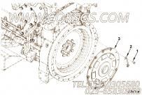 【锁片】康明斯CUMMINS柴油机的3013339 锁片