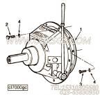 【离合器】康明斯CUMMINS柴油机的C0190059400 离合器