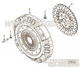 【引擎C260 20的离合器组】 康明斯离合器从动盘总成报价,参数及图片