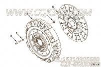 【柴油机C230 10的离合器组】 康明斯离合器从动盘总成报价,参数及图片