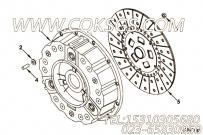【柴油机6BT5.9-G2的油门支架组】 康明斯弹簧垫圈报价,参数及图片
