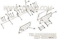 3177760六角螺栓,用于康明斯KTA38-C1200柴油发动机基础件组,更多【钻机】配件报价