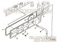 【柴油机EQB160-10的推杆室盖组】 康明斯曲轴箱通风挡油板报价,参数及图片