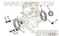【燃油泵垫片】康明斯CUMMINS柴油机的3076228 燃油泵垫片