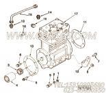 【空气压缩机】康明斯CUMMINS柴油机的3069211 空气压缩机