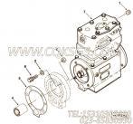 【空气压缩机】康明斯CUMMINS柴油机的3609996 空气压缩机