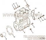 206402十二角螺栓,用于康明斯KTA19-C525发动机空压机组,更多【扫雪车】配件报价