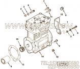 【空气压缩机】康明斯CUMMINS柴油机的3609999 空气压缩机