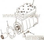 【空气压缩机】康明斯CUMMINS柴油机的3103405 空气压缩机