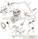 【空气压缩机】康明斯CUMMINS柴油机的4067604 空气压缩机