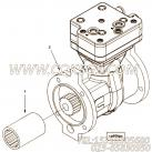 【空气压缩机套件】康明斯CUMMINS柴油机的4936225 空气压缩机套件