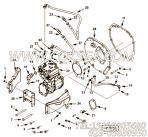【凸轮轴盖】康明斯CUMMINS柴油机的3639088 凸轮轴盖