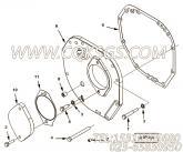 【凸轮轴盖】康明斯CUMMINS柴油机的3639637 凸轮轴盖