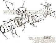 【柴油机B5.9-195G的空压机组】 康明斯空压机支架报价,参数及图片