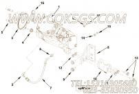 【空气压缩机】康明斯CUMMINS柴油机的3558167 空气压缩机