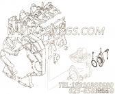 【C3278448】十二角头螺栓 用在康明斯引擎