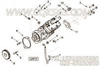 【空气压缩机】康明斯CUMMINS柴油机的3948841 空气压缩机