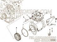 【空气压缩机】康明斯CUMMINS柴油机的4899461 空气压缩机