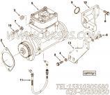 【空气压缩机】康明斯CUMMINS柴油机的3558060 空气压缩机