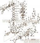 【C3914177】六角法兰面螺栓 用在康明斯柴油机