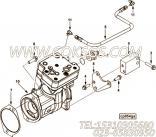 【发动机ISL9.5-375E40A的空压机组】 康明斯支架报价,参数及图片
