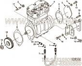 【空气压缩机】康明斯CUMMINS柴油机的3285924 空气压缩机