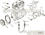 【发动机4B3.9-G1的起动机安装件组】 康明斯十二角头螺栓报价,参数及图片