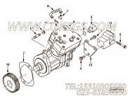 【样条适配器】康明斯CUMMINS柴油机的4089676 样条适配器