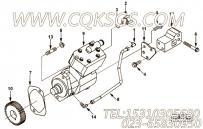 【安装垫片】康明斯CUMMINS柴油机的3990903 安装垫片