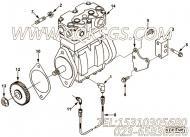 【空气压缩机】康明斯CUMMINS柴油机的4929298 空气压缩机