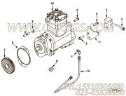 【C3973959】空压机 用在康明斯发动机