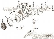 【发动机6LTAA8.9-C300的空压机组】 康明斯空压机报价,参数及图片