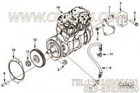 【空气压缩机】康明斯CUMMINS柴油机的5257940 空气压缩机