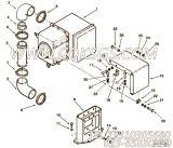 【空气净化器】康明斯CUMMINS柴油机的3003377 空气净化器