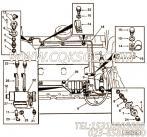 【管支撑】康明斯CUMMINS柴油机的3020859 管支撑