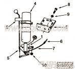 【歧管接头】康明斯CUMMINS柴油机的187216 歧管接头