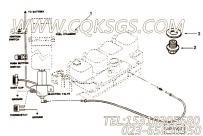 【螺塞】康明斯CUMMINS柴油机的3904346 螺塞