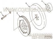 【曲轴皮带轮】康明斯CUMMINS柴油机的3253405 曲轴皮带轮