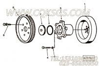 【3026269】平垫圈 用在康明斯柴油发动机