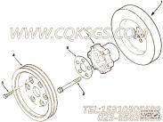 【曲轴皮带轮】康明斯CUMMINS柴油机的3049176 曲轴皮带轮