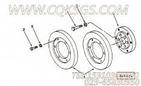 3203694曲轴接头,用于康明斯KTA19-M550动力硅油减振器组,更多【船用】配件报价