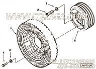 【曲轴皮带轮】康明斯CUMMINS柴油机的213361 曲轴皮带轮