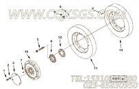 3033626平垫圈,用于康明斯KTA38-M1主机减振器组,更多【轮船用】配件报价