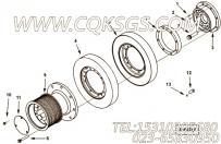 【减振器】康明斯CUMMINS柴油机的4007034 减振器