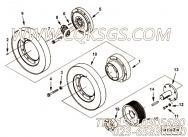 【曲轴皮带轮】康明斯CUMMINS柴油机的3633548 曲轴皮带轮